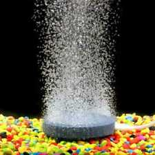 1 Stück Luftblase Scheibe Stein Aquarium Belüfter Aquarium Pumpe Hydrokultur