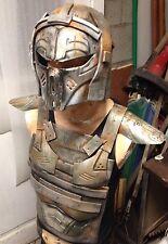 Sci fi  helmet and armor prop.Star Wars, Boba Fett,