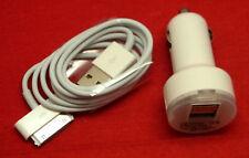 iPhone 3G 3GS 4 4S KFZ Adapter Auto Ladegerät 2.1A HIGH SPEED 12V USB Ladekabel