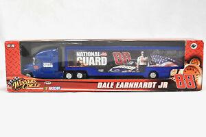 Dale Earnhardt Jr #88 National Guard 1:64 Winners Circle Nascar Car Hauler Truck