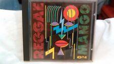 Reggae On Mango Various Artists An islands Records Inc.                   cd2734