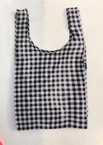 Jumbo Baggu  Large Black And White Reusable Shopping Bag Sold Out