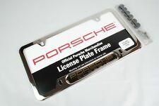Genuine Porsche Classic License Plate Frame Surround PNA70100002
