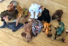 Ty Beanie Babies Lot Of 6