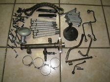 KLE 500 LE500A Restteile Motor teile Schrauben Zylinder kopf engine rest parts