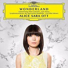 Wonderland, New Music