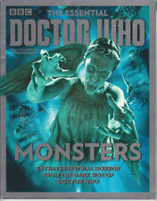 THE ESSENTIAL DOCTOR WHO MAGAZINE - MONSTERS...NEW
