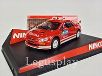 "Scx Scalextric Slot Ninco 50358 Peugeot 307 WRC "" Montecarlo '04 "" Prorace"