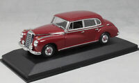 Minichamps Maxichamps Mercedes-Benz 300 in Dark Red 1951 940039060 1/43 NEW