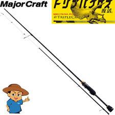 """Major Craft TRIPLE CROSS TCX-T682AJI 6'8"""" fishing spinning rod TUBULAR model"""