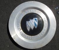 One factory 1991 to 1996 Buick Regal alloy wheel center cap hubcap