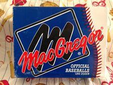 Macgregor Mcb97Pro Baseballs (1 dozen)
