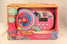 Dreamworks Trolls Musical Alarm Clock
