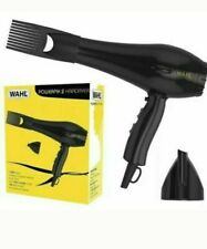WAHL ZY017 PowerPik 2 Turbo 1500W Afro Hair Dryer with Afro Comb Pik Attachment