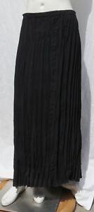 $299 NWT Babette Crinkle Pleated Petal Skirt Aqua Blue Women Size XXS Made USA