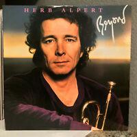 "HERB ALPERT - Beyond - 12"" Vinyl Record LP - EX"