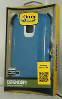 OtterBox Defender Series Case for Samsung Galaxy S5 Blue-White (Exclusive Color)