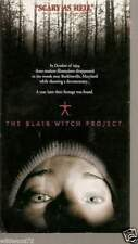 The Blair Witch Project (1999, Vhs)