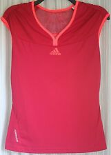 ADIDAS Athletic Tennis Top Climalite Adizero Feather Formotion Medium NWOT
