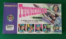 Waddingtons Thunderbirds board game Vintage