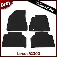 Lexus RX300 Tailored Fitted Carpet Car Mats GREY (2003 2004 ... 2007 2008 2009)