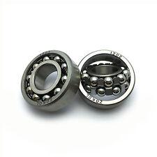 US Stock ATN 1202 15mm x 35mm x 11mm Self Aligning Ball Bearing Double Row