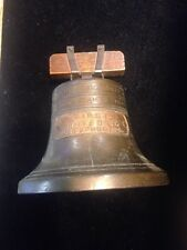 First State Bank Pittsburgh Illinois Ill. IL Liberty Bell Vintage Bank