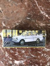 Dinky Toys DAF 580 - Sealed In Perfect Mint Condition