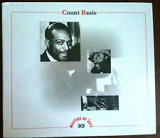 COFFRET COUNT BASIE - MASTER OF JAZZ - 3 CD NEUF EMBALLE