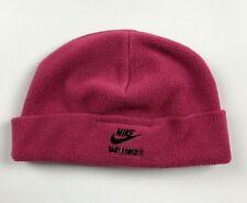 Nike Baby Force Fuchsia Pink Hat Beanie Fleece One Size