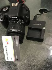 Canon EOS 550D DSLR Camera - 18-55mm - F/3.5-5.6 IS II - 18MP