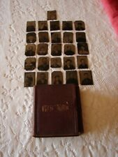 Antique Tintype GEM Photo Album w/ 82 Tintype Photos - Lehighton, Pa Estate