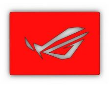 RED - ASUS ROG - 2.5inch SSD/HDD SATA Hard Drive Cover Plate INTERNAL SOLID