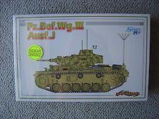 Dragon Cyberhobby 1/35 PzBefWg.III ausf.J (limited edition)
