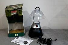 Coleman Battery lock 2-Way Camping Hiking Magnetic Panel lamp Lantern light LED