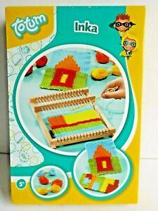 "Totum ""INKA"" - Holz Webrahmen für Kinder (020122)"
