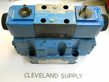 VICKERS DG5V 7 8C E V M U B6 30 HYDRAULIC SOLENOID VALVE ASSEMBLY NEW CONDITION