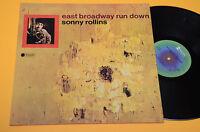 SONNY ROLLINS LP EAST BROADWAY RUN DOWN-JAZZ ORIG ITALY 1976 NM ! GATEFOLD AUDIO
