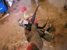 Farmall C tractor Original IH transmission shifting forks & parts