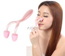 Facial Slimming Nose Up Massage Plastic Roller Beauty Tool