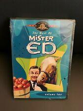 The Best of Mister Ed Volume 2 DVD New Sealed