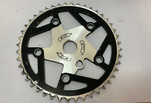 1997 GT SPIDER 44T BMX SPROCKET Race Chainwheel In Excellent Condition Used