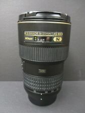 Nikon AF-S 16-35mm 4.0G VR lens  ED SWM mint condition US215255 trade in