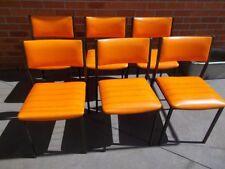 Vinyl Dining Room Vintage/Retro Chairs