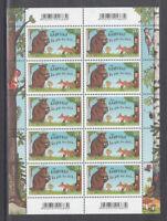 A 31 ) Germany 2019 Children the Grüffel 10 MNH Stamps Sheet