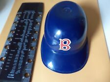 VINTAGE LAICH MINI BOSTON RED SOX BATTING BASEBALL HELMET GREAT FOR AUTOGRAPHS