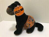 KellyToy Halloween Kuddle Me Toys Black Panther Plush Toy Stuffed Animal