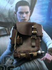 Hot Toys Rey Star Wars Backpack Bag Rucksack MMS336 Force Awakens Brand New 1/6
