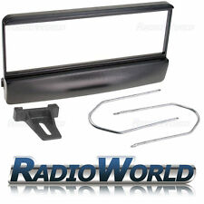 Ford Mondeo Radio estéreo Negro Fascia Facia Adaptador Placa De Sonido Envolvente Din fp-07-00
