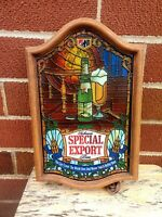 1979 Lighted Hellman's Special Export Beer Sign WORKS